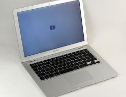 壊れたMacBook Air買取りました!A1237 ジャンク品買取