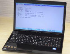 壊れたノートパソコン買取りました!lenovo G580 4GB レノボ