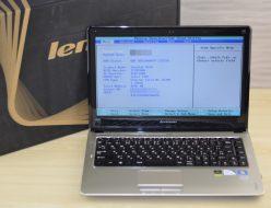 壊れたノートパソコン買取りました!lenovo IdeaPad U350 29633XJ Win7