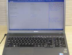 壊れたノートパソコン買取りました!SONY PCG-81115L Core i7、ジャンク品パソコン買取ドットコム