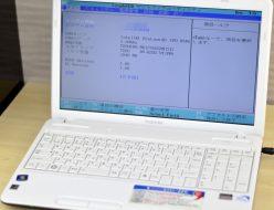 ノートパソコン買取りました!東芝-PB35122CSTW-B351-22C-Win7、他店徹底対抗買取中!-新品・中古・壊れたパソコン買取