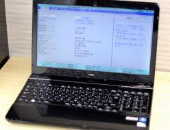 ノートパソコン買取りました!NEC PC-LS150HS1TB LS150/H Win7,他店徹底対抗買取中!新品・中古・壊れたパソコン買取