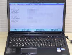 壊れたノートパソコン買取りました!レノボ lenovo G560 Core i5 2.67GHz 4GB,壊れたノートパソコンを売るならジャンク品パソコン買取ドットコム