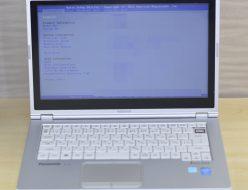 壊れたノートパソコン買取りました!Panasonic CF-LX3 CF-LX3SG6TC Core i5 Let'snote レッツノート強化買取中!