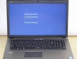 壊れたノートパソコン買取りました!W670RZ Core i7-6700HQ 500GB SSD Stl-17FH052-i7-FES パソコン工房 BTO